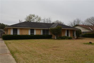 Bossier City Single Family Home For Sale: 210 Wellington Drive