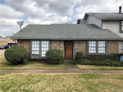 Shreveport Condo/Townhouse For Sale: 10102 Carlsbad Drive