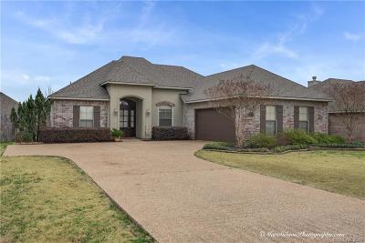 Benton Single Family Home For Sale: 4243 Parkridge Drive