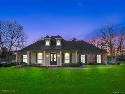 Haughton Single Family Home For Sale: 2224 Forest Hills Boulevard