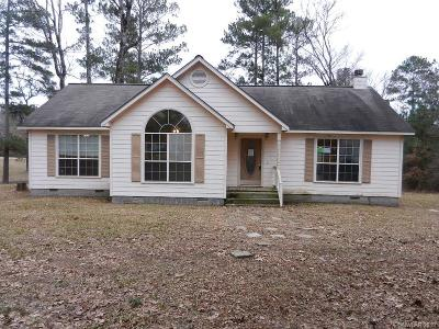 Single Family Home For Sale: 122 Gas Plant Road