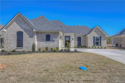 Bossier City Single Family Home For Sale: 807 Durango Drive