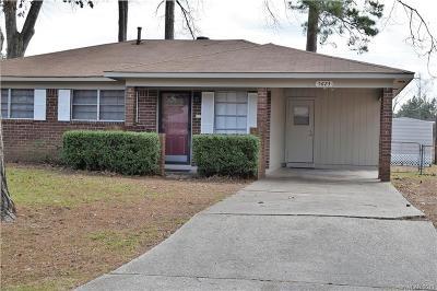 Shreveport Single Family Home For Sale: 5623 Knollcrest Drive