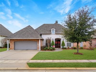 Bossier City Single Family Home For Sale: 115 Couples Drive