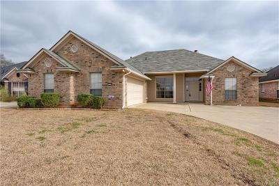 Bossier City Single Family Home For Sale: 3234 Stockwell Road