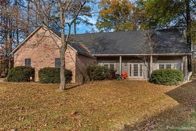 Benton Single Family Home For Sale: 110 Hanging Moss Drive