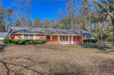 Shreveport Single Family Home For Sale: 7484 Shirley Francis Road