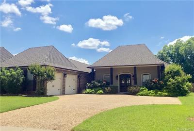 Shreveport Single Family Home For Sale: 664 Ashley River Road