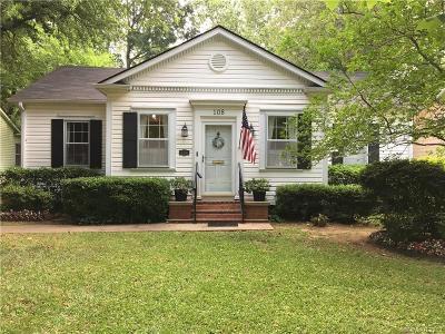 Broadmoor Single Family Home For Sale: 108 Fremont Street