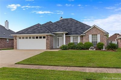 Bossier City Single Family Home For Sale: 5751 Gold Crest Drive