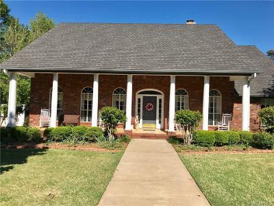 Benton Single Family Home For Sale: 1211 Bay Ridge Drive
