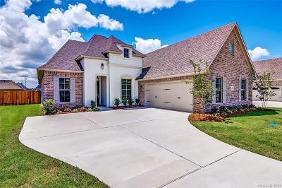 Benton Single Family Home For Sale: 505 Linden Circle