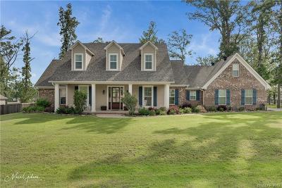 Haughton Single Family Home For Sale: 520 Pebble Drive