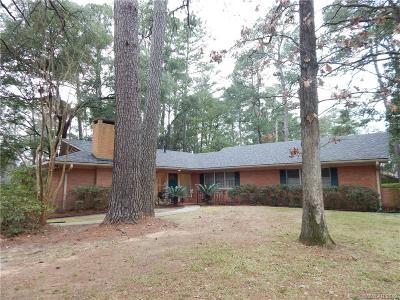 Spring Lake Estates Single Family Home For Sale: 550 Spring Lake Drive