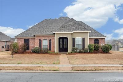 Bossier City Single Family Home For Sale: 401 Half Moon Lane