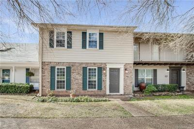 Shreveport Condo/Townhouse For Sale: 10058 Stratmore