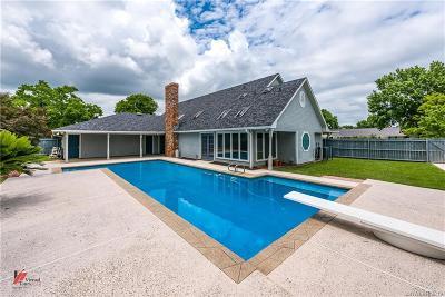 Bossier City Single Family Home For Sale: 346 Greenacres Boulevard