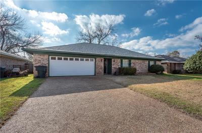Bossier City Single Family Home For Sale: 5410 Foxglove Drive