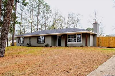 Minden Single Family Home For Sale: 101 Bay Creek Road