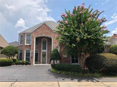 Shreveport Single Family Home For Sale: 7717 Creswell Road #46
