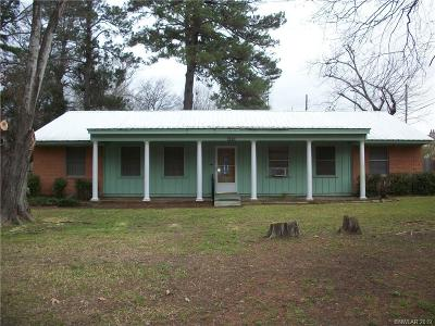 Shreveport Single Family Home For Sale: 3310 Armstead Drive