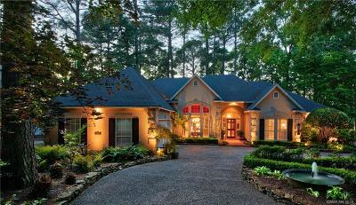 Benton Single Family Home For Sale: 4053 Woodway Drive
