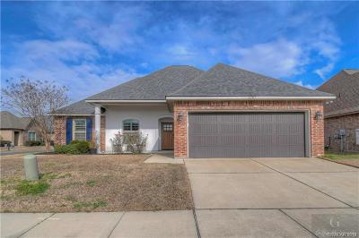 Shreveport Single Family Home For Sale: 2705 Celebration Cove