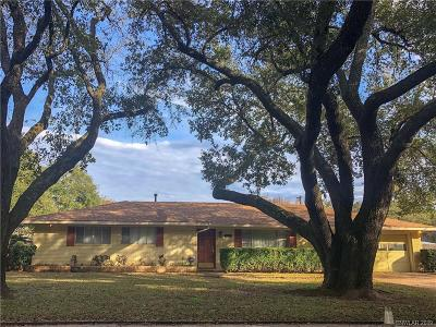 Bossier City Single Family Home For Sale: 2311 Arlington Place