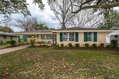 Shreveport Single Family Home For Sale: 3420 Reily Lane