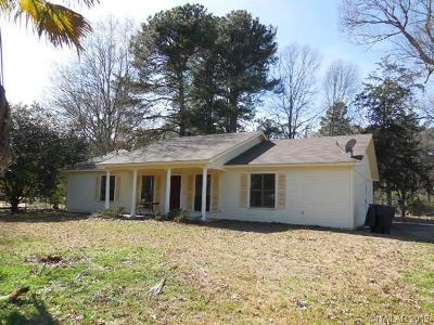 Shreveport Single Family Home For Sale: 3845 N Market Street
