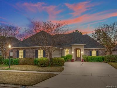 Twelve Oaks, Twelve Oaks/Orleans Court, Twelvel Oaks Single Family Home For Sale: 554 N Plaquemine Drive