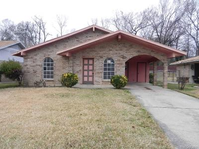 Single Family Home For Sale: 1524 Viking Drive