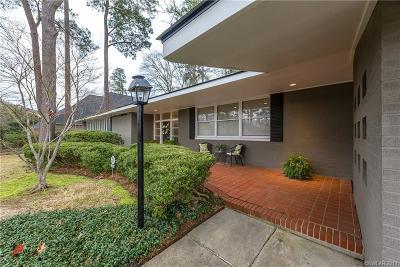 Shreveport Single Family Home For Sale: 633 Monrovia Street