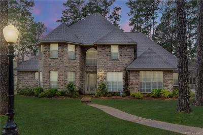Shreveport Single Family Home For Sale: 9654 Norris Ferry Road