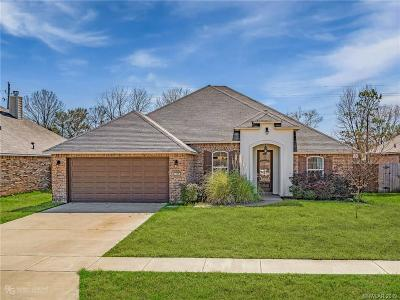 Bossier City Single Family Home For Sale: 439 Jordan Drive