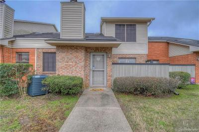 Bossier City Condo/Townhouse For Sale: 3636 Greenacres Drive #97