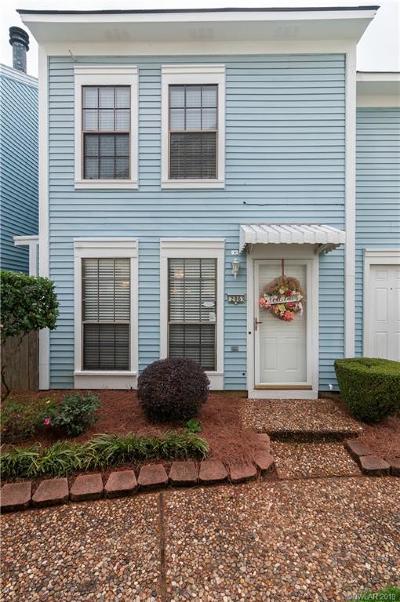 Shreveport Condo/Townhouse For Sale: 286 Settlers Park Drive