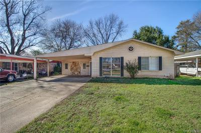 Bossier City Single Family Home For Sale: 3248 Schuler Drive