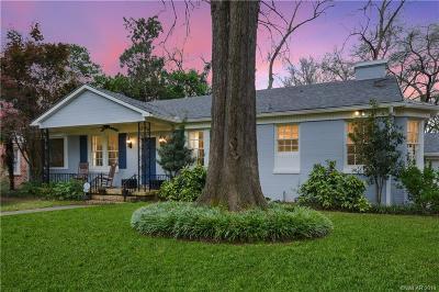 Shreveport Single Family Home For Sale: 519 McCormick Street