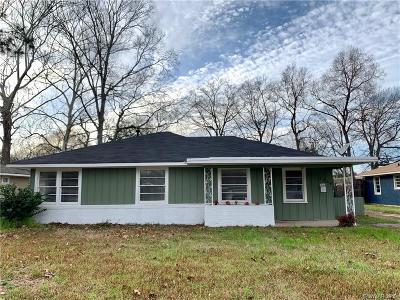Clingman Park, Clingman Park Broadmoor Single Family Home For Sale: 4306 Akard