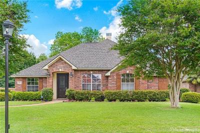 Shreveport Single Family Home For Sale: 605 Summerville Drive