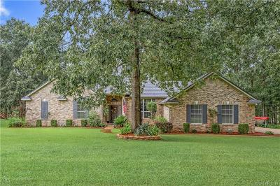 Shreveport Single Family Home For Sale: 8089 Chickamauga Trail