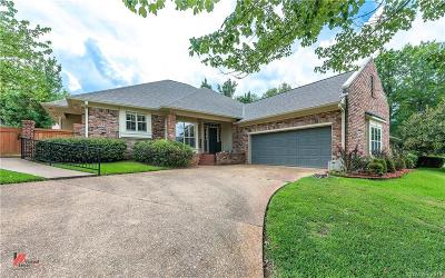 Shreveport Single Family Home For Sale: 11025 Augusta Walk