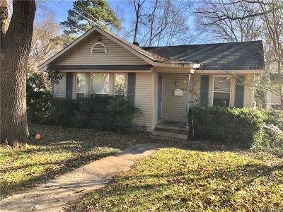 Shreveport Single Family Home For Sale: 2901 Holly Street