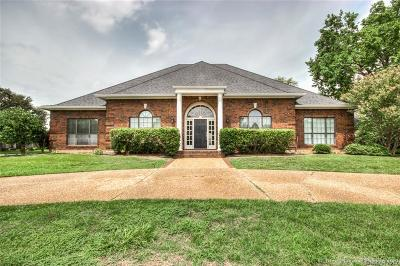 Bossier City Single Family Home For Sale: 107 Parklane Drive