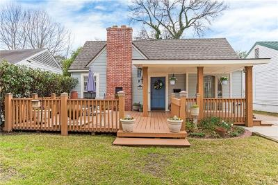 Shreveport Single Family Home For Sale: 625 Dudley Drive