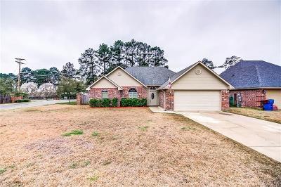 Benton Single Family Home For Sale: 161 Lola