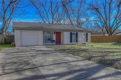 Bossier City Single Family Home For Sale: 1210 Ella Circle