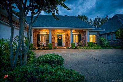 Shreveport Single Family Home For Sale: 6121 Fern Avenue