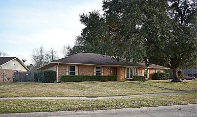 Shreveport Single Family Home For Sale: 6305 Gilwood